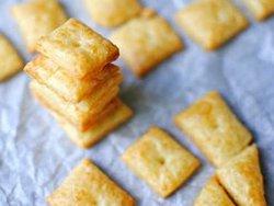 Как приготовить постные закусочные крекеры (рецепт)