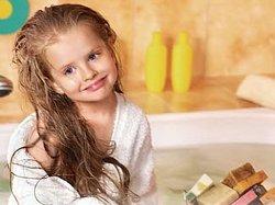 Уход за волосами малышки без слез