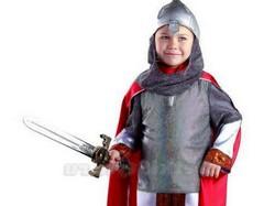 Как сделать детский костюм Ильи Муромца для новогоднего карнавала
