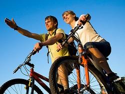 Велосипед вместо тренажерного зала