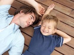 Как воспитывать сына отцу в разводе существовали