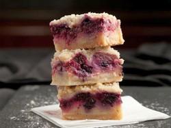 Пирог с ягодами в мультиварке (рецепт)