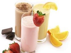 Топ 5 самых вкусных детских молочных коктелей