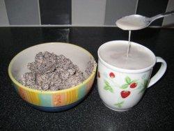 маковое молоко как приготовить