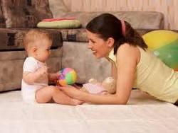 Как правильно разговаривать с малышом?