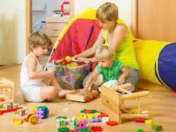 Игра в порядок: 7 способов приучить ребенка к порядку