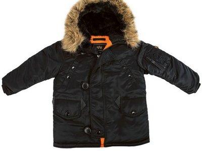 Как выглядит куртка Аляска?